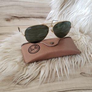 RAYBAN- B&L aviator sunglasses